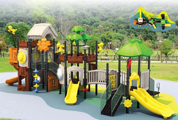 Playground design playground equipment pinterest for Kindergarten playground design
