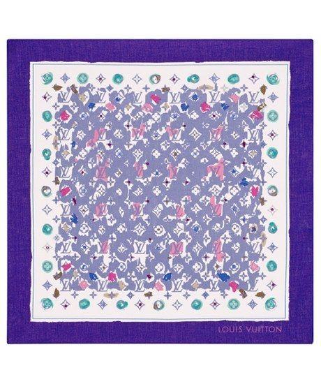Comment porter un foulard - Comment porter un petit foulard carre ...