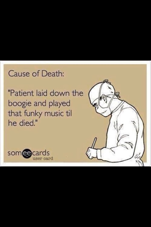 Cause of death mean it pinterest