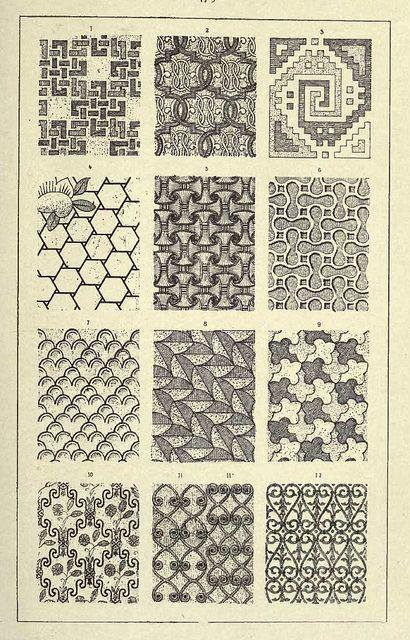 Moorish Patterns Patataterns Pinterest