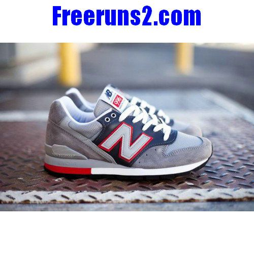 New Balance M996ER 3M classic Gray Red men NB Shoes