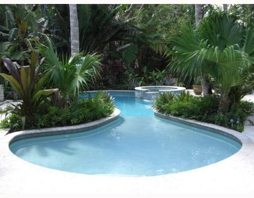 Key West Style Backyards :  after ~ great option for small key west style backyards! we love ours