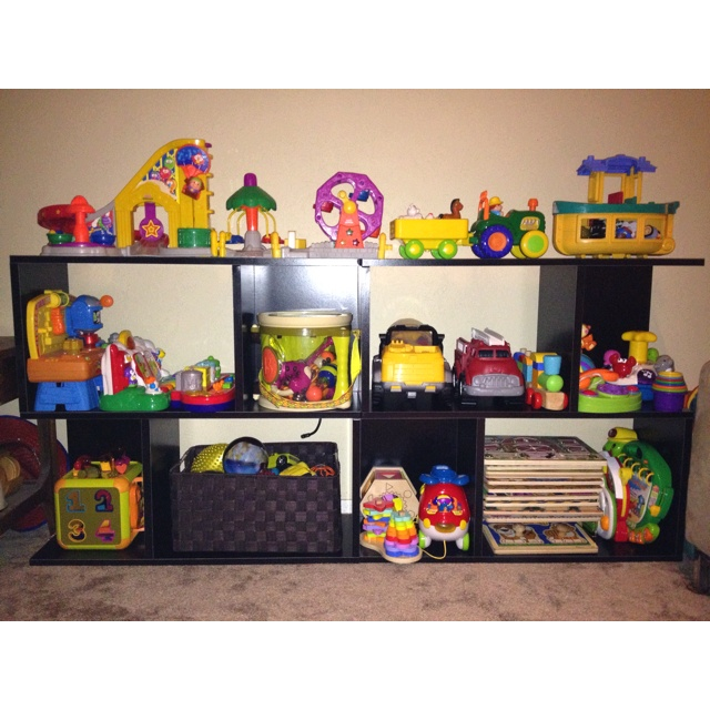 Storage Solutions For Toys In Living Room