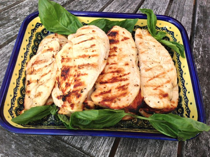 Grilled Lemon Garlic Chicken Breasts | Food glorious food (and maybe ...