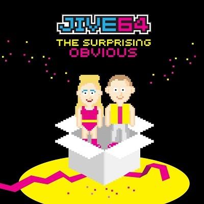 Electro pop artist jive64 debut