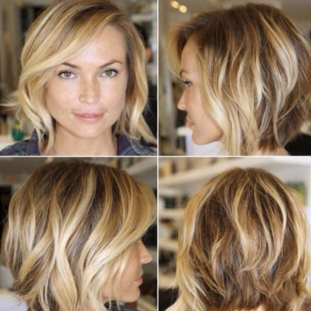 Aline bob | Hair | Pinterest
