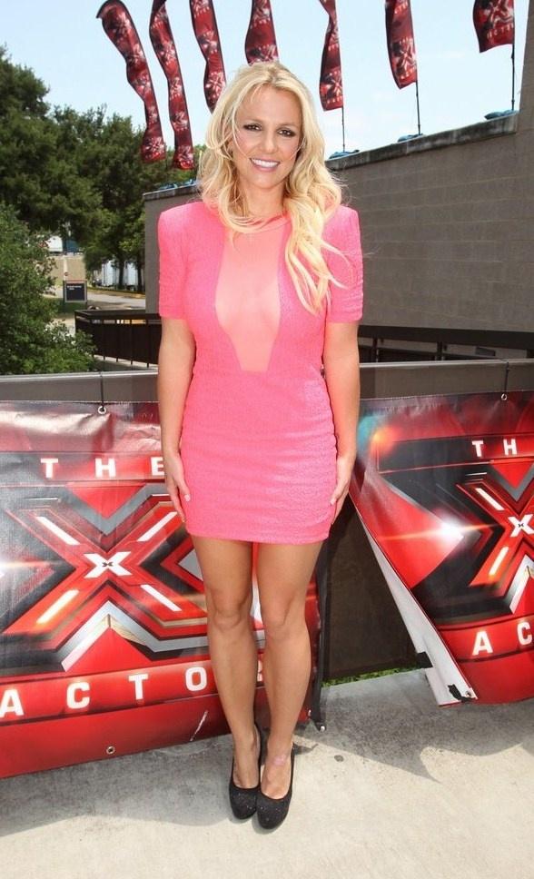 Britney Spears-XFactor