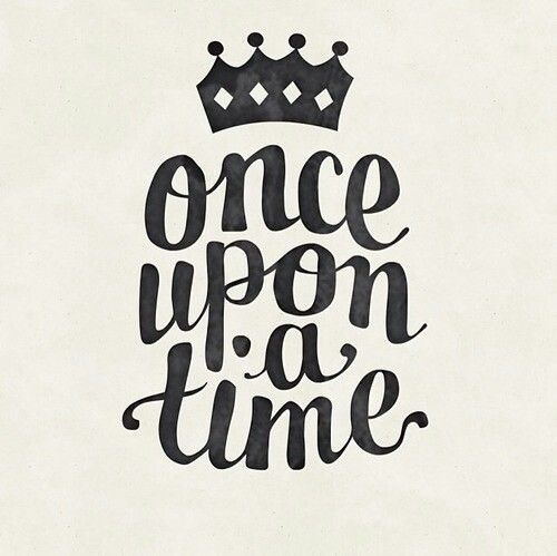 Once Upon A Time Calligraphy Once upon a time | Cal...