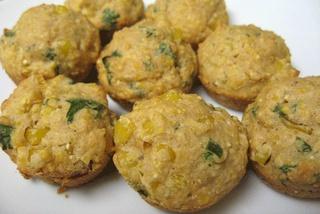 Jalapeno Cornbread Mini Muffins! | Food | Pinterest