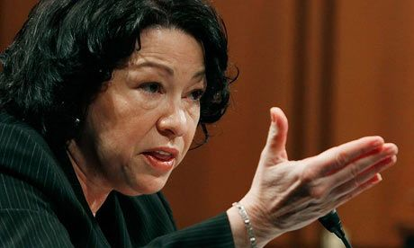 supreme court justice sonia maria sotomayor essay Sonia sotomayor, raised in poverty, was nominated on may 26, 2009, for the united states supreme court by president barack obama after contentious confirmation hearings, sonia sotomayor became the first hispanic justice and third woman to serve on the us supreme court sonia sotomayor was raised .