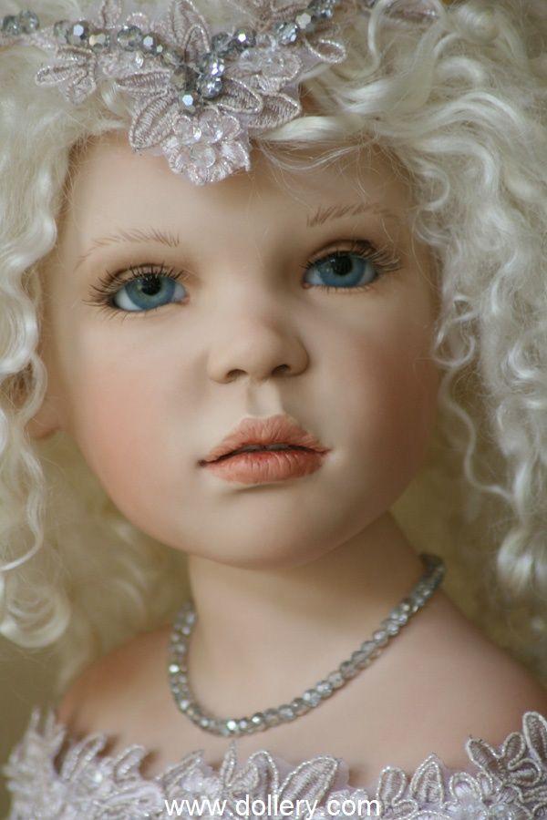 zofia zawieruszynski collectible dolls a doll pinterest
