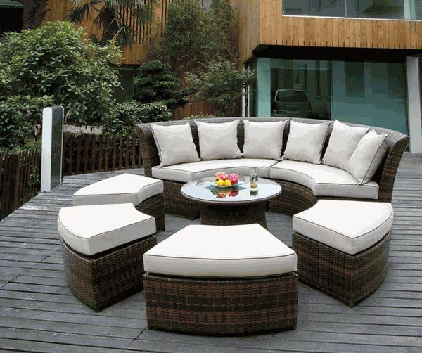 Ohana Outdoor Patio Wicker Furniture