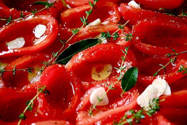Tomato confit | Foodie | Pinterest
