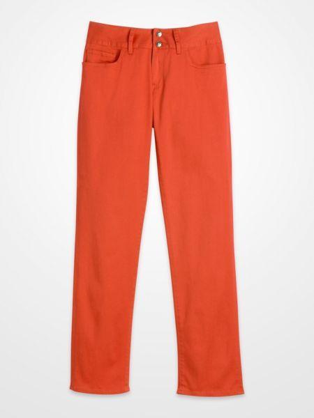 Steve Harvey Dark Navy Curvy Fit Denim Pants | K Fashion Superstore