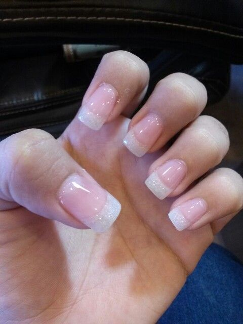 how to clean dirty nails
