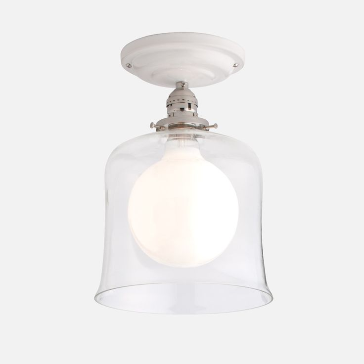 Hendrix Surface Mount Light Fixture | Schoolhouse Electric & Supply Co.