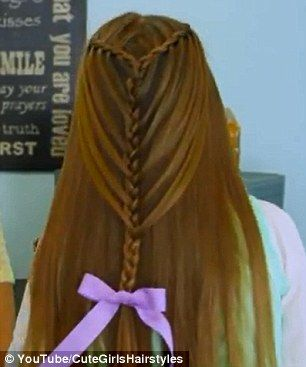 Cute Hairstyles for 9 Year Old Girls