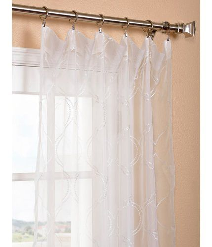 Curtains | Living Room | Pinterest