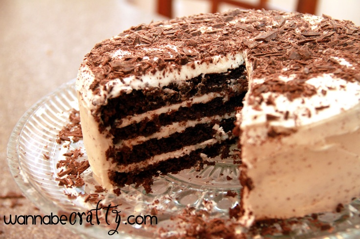 Chocolate Lasagna | cakes | Pinterest