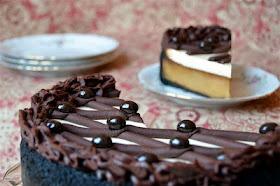 Cappuccino fudge cheesecake | sugar high | Pinterest