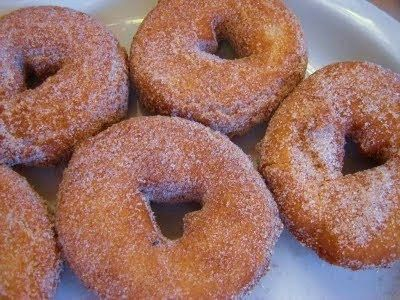 Apple Cider Spice Doughnuts | Recipes-Breakfast (Donuts) | Pinterest