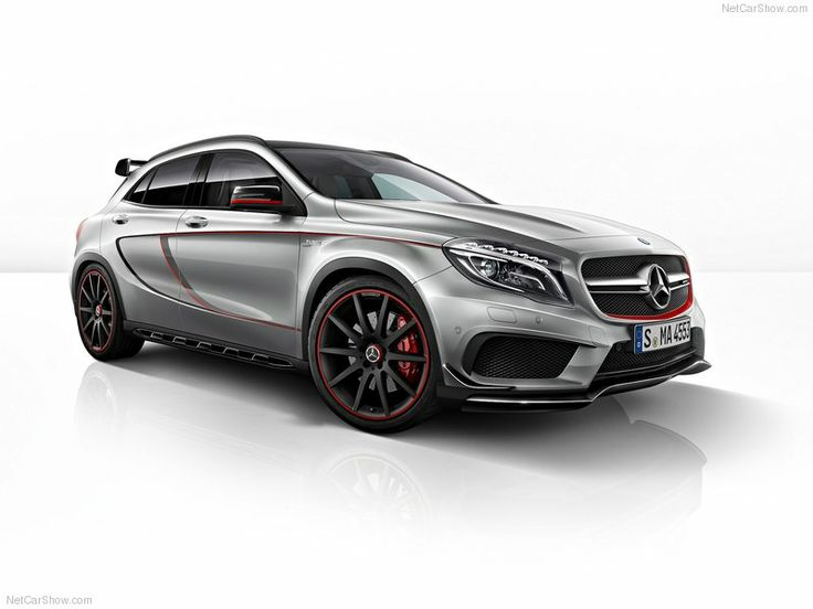 Mercedes-Benz GLA45 AMG | C_C a r s | 1700+pins | Pinterest