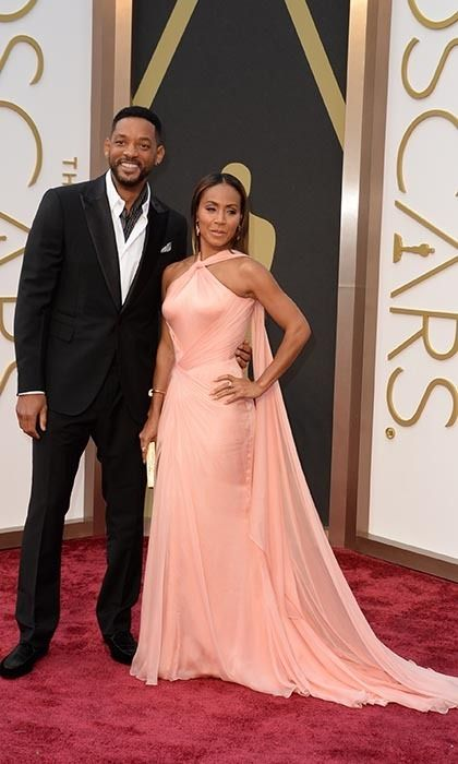 The cutest couples at the 2014 Oscars