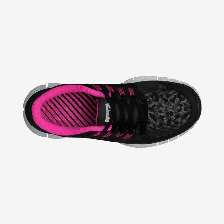 Nike Store. Nike Free 5.0 Shield Women's Running Shoe Love the cheetah