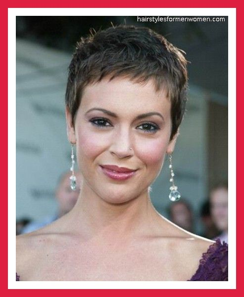 very short hairstyle after chemo | Surviving Cancer | Pinterest