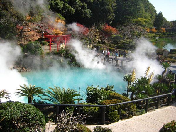 Beppu, Japan  The Big Wide World  Pinterest