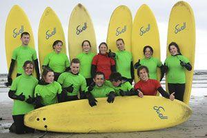 killala ireland surf: