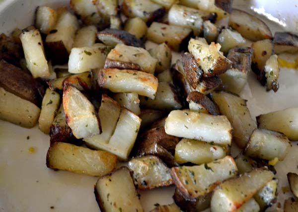 Baked Breakfast Potatoes | Recipes | Pinterest