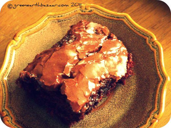 Easy vegan Chocolate Cake | Happy Herbivore | Pinterest