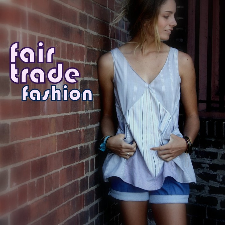 fair trade fashion custom clothes