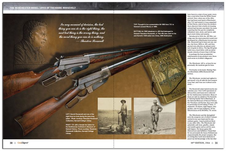 What's inside Gun Digest 2014? Click the image to find out! - Corey