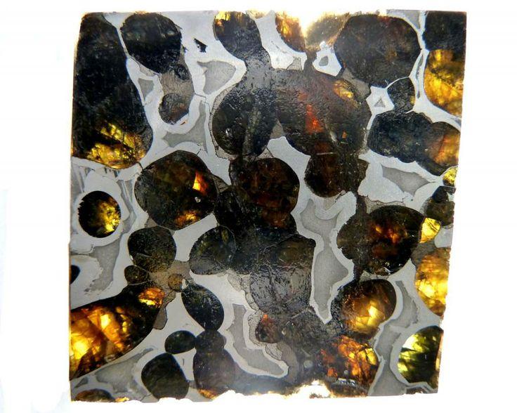 Brenham Pallasiet meteoriet