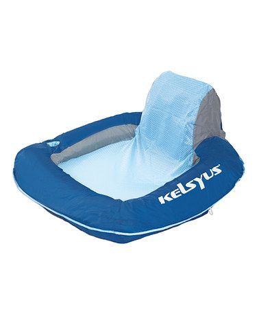 Take a look at this floating pool chair by kelsyus on zulily today