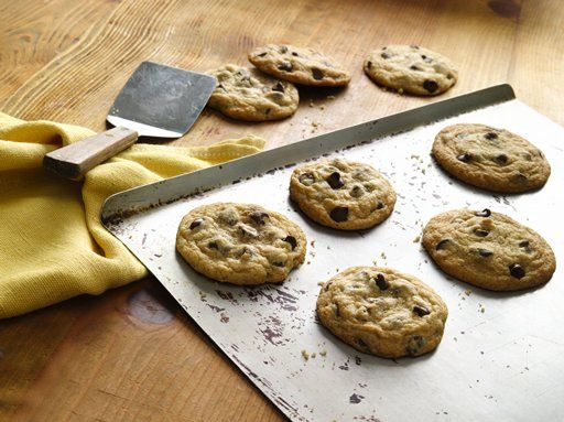 The best, most ooey-gooey chocolate chip cookies ever. The recipe's ...