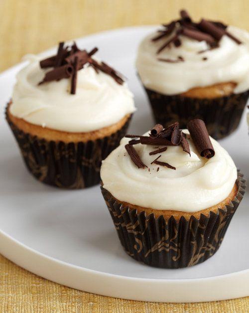Tiramisu Cupcakes | food | Pinterest