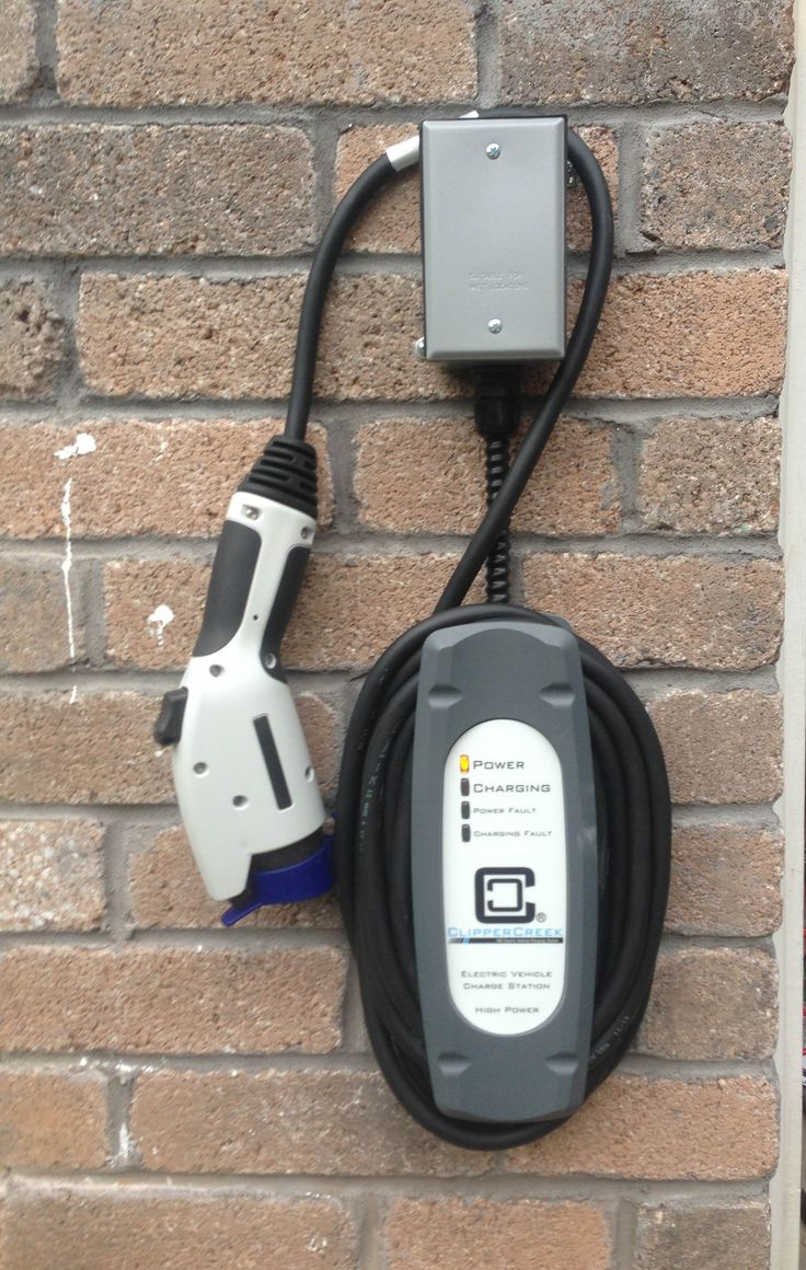 Residential Charging Station | Electric Cars | Pinterest