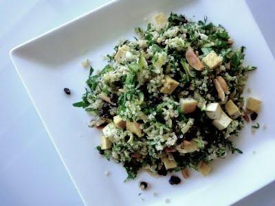 Quinoa with Currants, Dill, Zucchini   The Quinoa Collection - My Fav ...