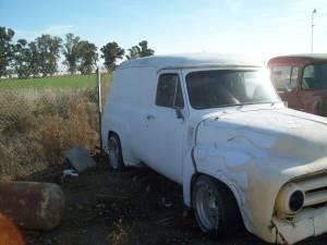 1953 Ford Panel Truck Craigslist Autos Weblog