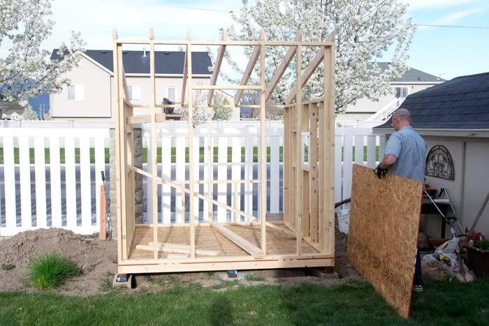 backyard playhouse building projects pinterest
