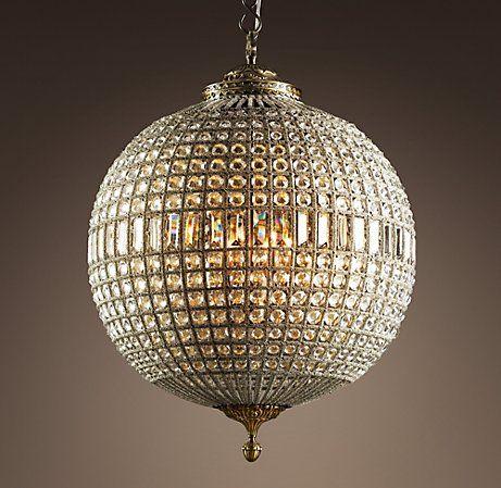 Disco ball #chandelier