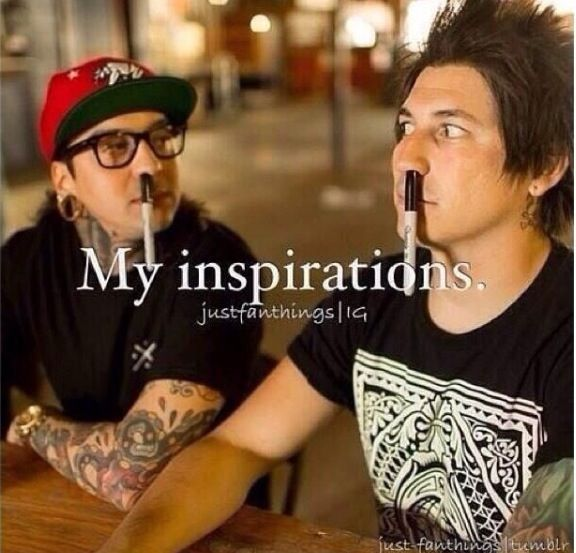 Jaime Preciado and Tony Perry
