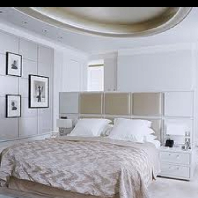 Headboard Used As Room Divider Home Beautiful Pinterest