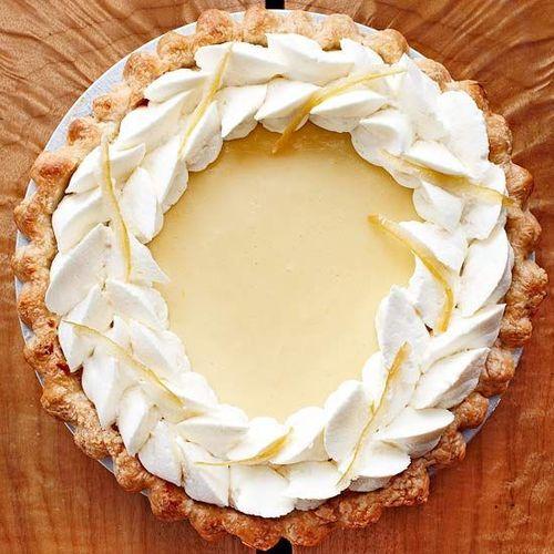 ... easy enough- and I'm a sucker for Lemon!!!- Lemon Velvet Cream Pie