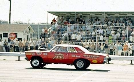 Don gay drag racing