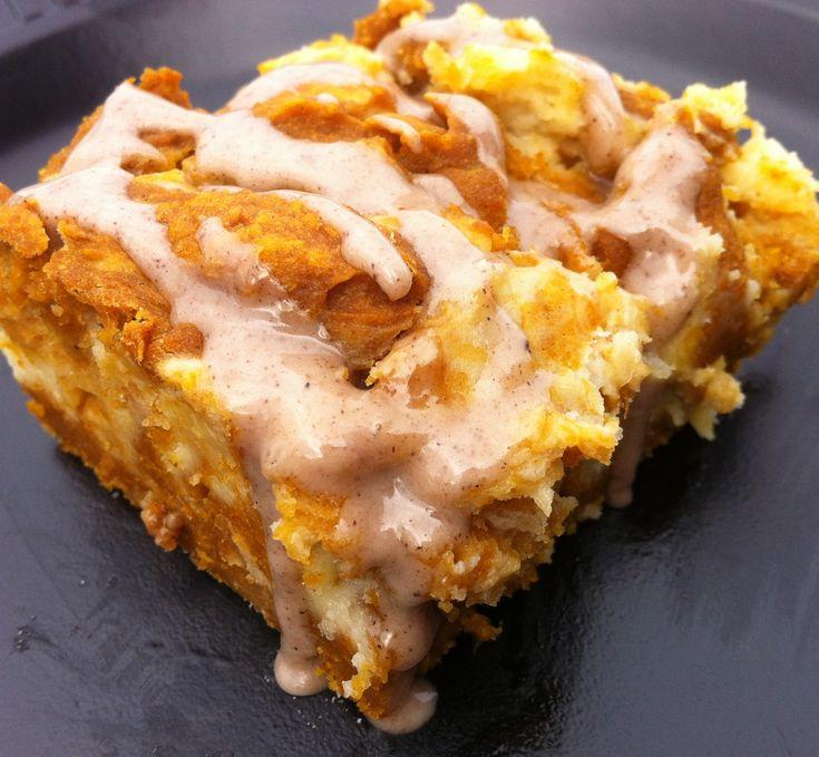 Pumpkin Cheesecake Brownie | Holidays | Pinterest