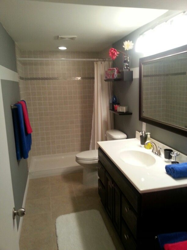 Basement bathroom basement ideas pinterest Basement bathroom ideas